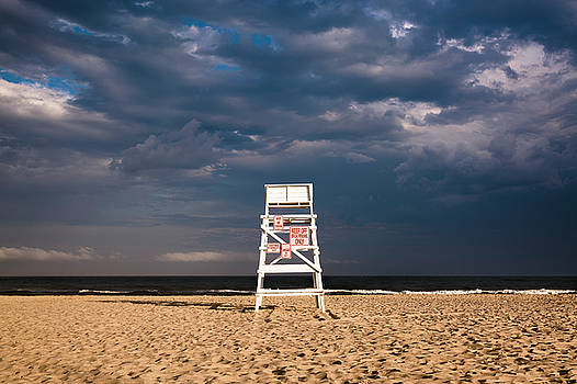 No Lifeguard On Duty by Ryan Moore