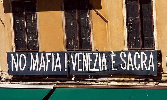 No Mafia, Venezia sacra by Tamara Sushko