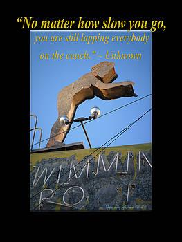 Tamara Kulish - No Matter How Slow You Go