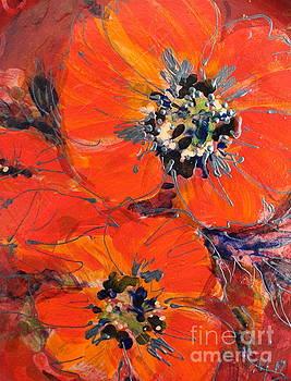 Magic Poppy by Melanie Stanton