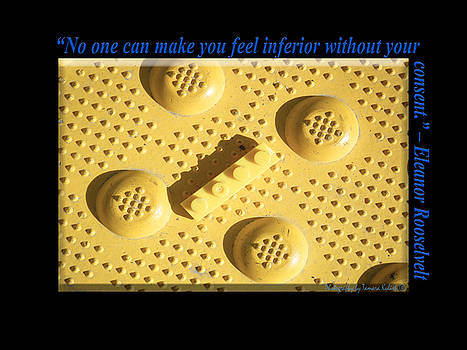 Tamara Kulish - No one can make you feel inferior without your consent