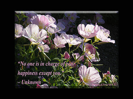 Tamara Kulish - No one is in charge of your happiness except you