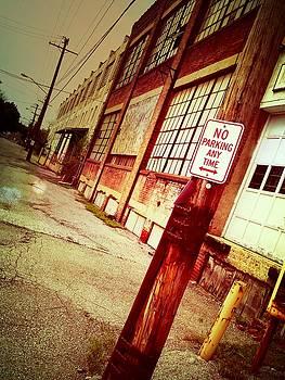 No Parking by Kenneth Krolikowski