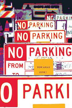 No Parking by Shay Culligan