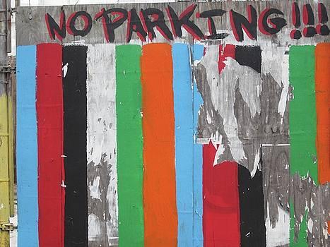 No Parking by Simi Berman