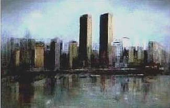 No Reflections on a Sad Day by Brian Higgins