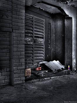No Shelter by Sarita Rampersad