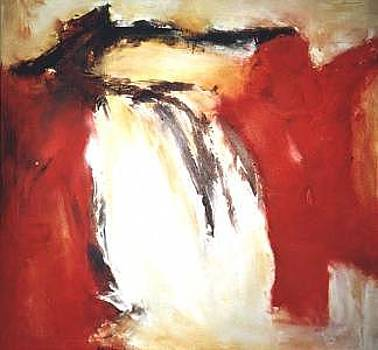 No Title 3 by Walter Kvolbaek