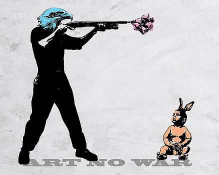 No War 15-2 by Jack No War