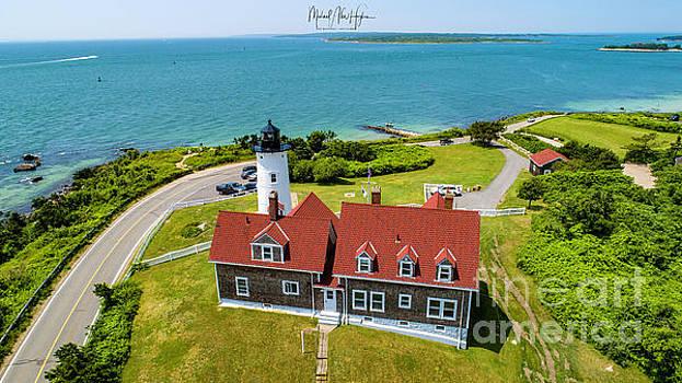 Nobska Light House  by Michael Hughes