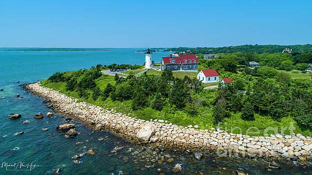Nobska Lighthouse by Michael Hughes