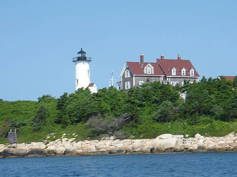 Donna Walsh - Nobska Point Lighthouse