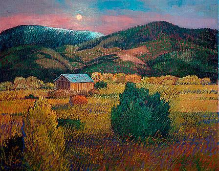 Nochecita de Truchas by Donna Clair