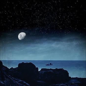 Nocturnal Sea by Dirk Wuestenhagen