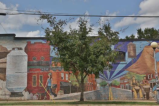 Jimmy McDonald - NODA Mural