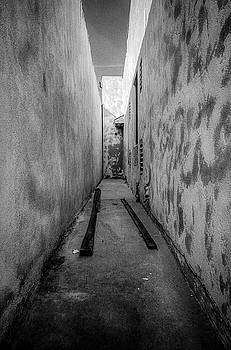 NOHO Alleyway by YoPedro