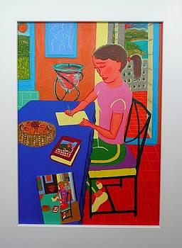 Noia A La Tarda by Xavier Florensa