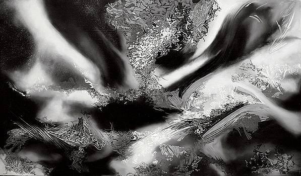 Noir ocean by Bielen Andre