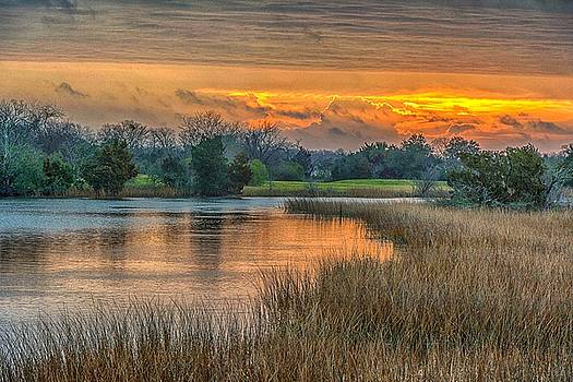 Noisette Sunrise by Donnie Smith