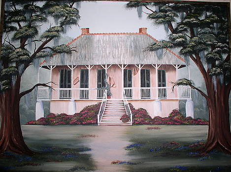 Nola Plantation by Monica Chiasson