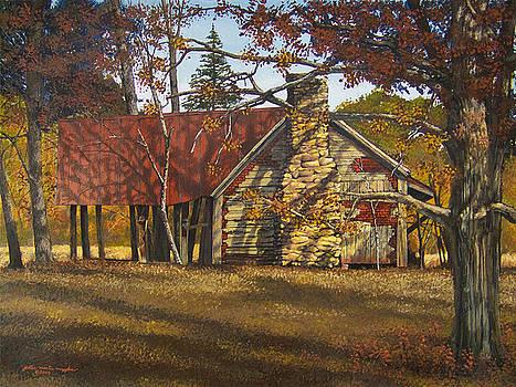 Nolan Corners Farmhouse by Peter Muzyka