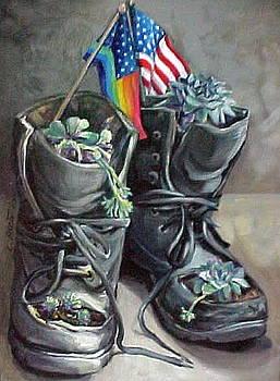 Laura Aceto - Non-Combat Boots