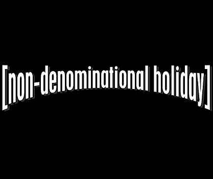 Kyle West - Non Denominational Holiday