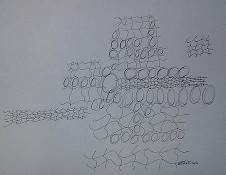Non-Objective Design 103 by B L Qualls