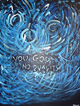 Nonduality  by Piercarla Garusi