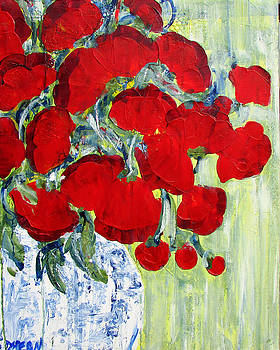 Noni's Poppies by Diane Dean