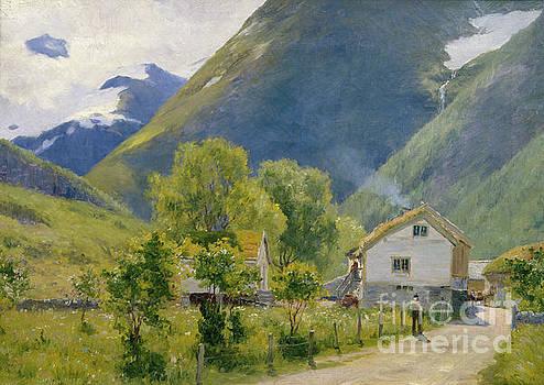 Norangsdal by Johannes Grimelund
