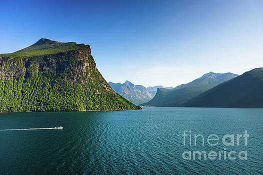 Nordfjord  by Andrew Michael