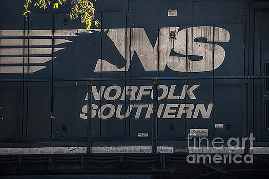 Dale Powell - Norfolk Southern Logo