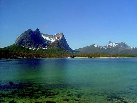 Norge landskape by Ventsislav Iliev