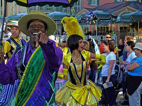 N'Orleans Groove by S Lynn Lehman