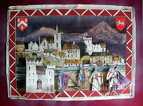 Val Byrne - Anglo Norman Bray 1250ad