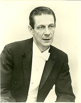 Gary Canant - Norman Treigle Publicity Photo 1