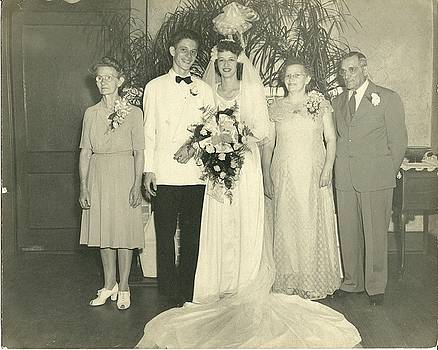Gary Canant - Norman Treigles Wedding to Loraine