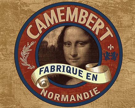 Normandy Camembert by Marilu Windvand