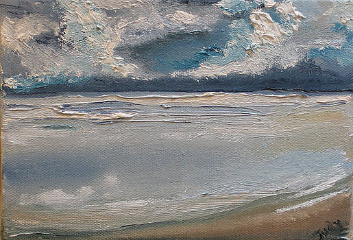 Norma's Beach by Judy  Blundell