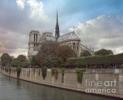Norte Dame de Paris by Lilliana Mendez