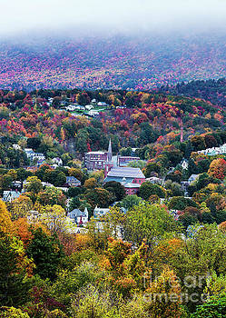 North Adams Massachusetts by John Greim