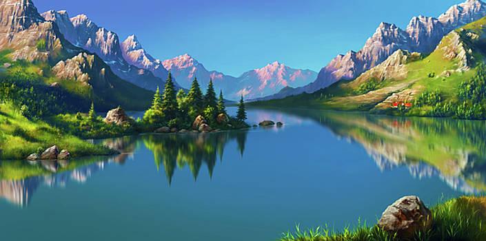 North America by Eldar Zakirov