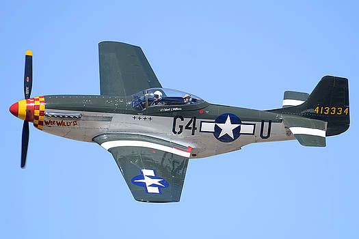North American P-51D Mustang NL7715C Wee Willy II Valle Arizona June 25 2011 by Brian Lockett