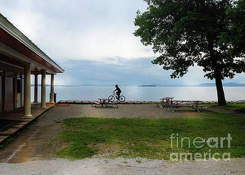 Felipe Adan Lerma - North Beach Biking