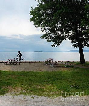 Felipe Adan Lerma - North Beach Biking Vertical