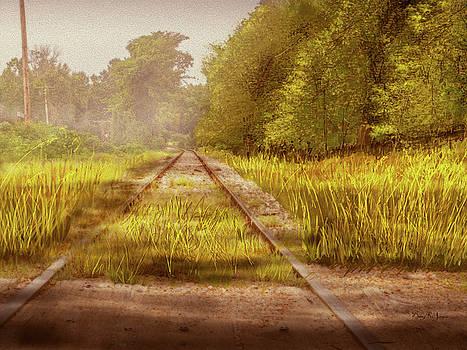 South-Bound Tracks by Barry Jones