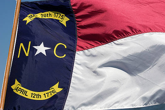 Jill Lang - North Carolina Flag