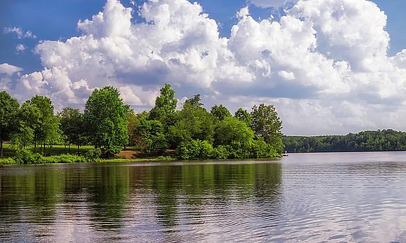 North Carolina Lake by David Palmer