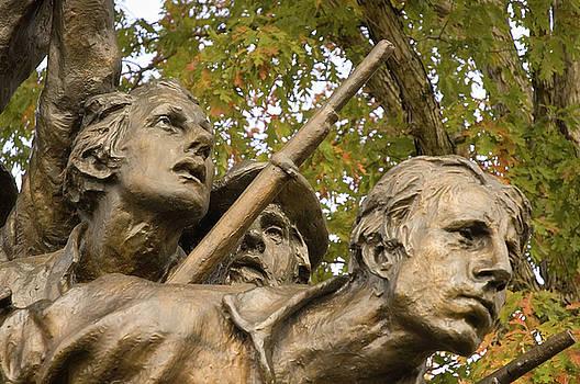 Mick Burkey - North Carolina Monument